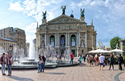 Lviv Tour - explore west Ukraine