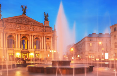 Lviv nightlife tour - explore the nightlife of Lviv