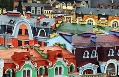 Podol Kiev Tour - see Ukraine with our local experts