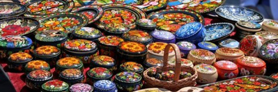 Ukrainian hand made gifts